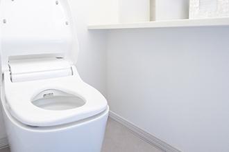 毎日何度も利用するトイレ
