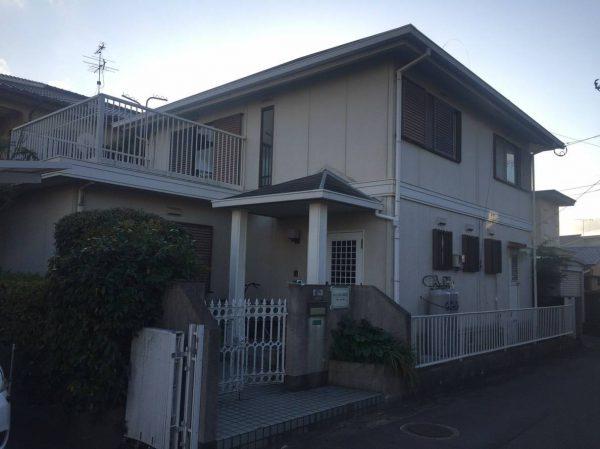 福岡県新宮町 外壁塗装工事