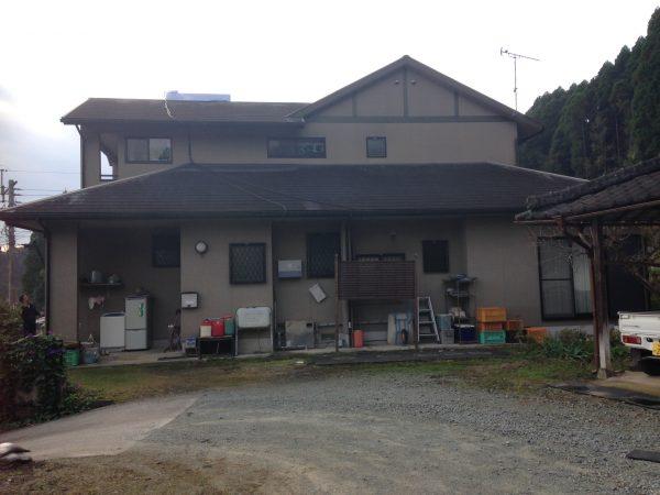 熊本県和水町 外壁塗装工事