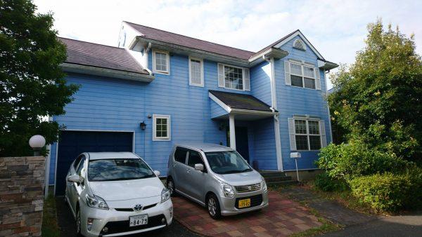 福岡県八幡西区 外壁塗装工事