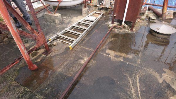 北九州市戸畑区 防水工事