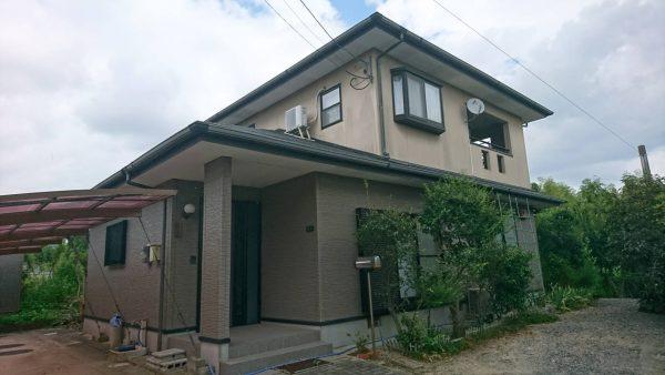 佐賀県みやき町 外壁塗装工事