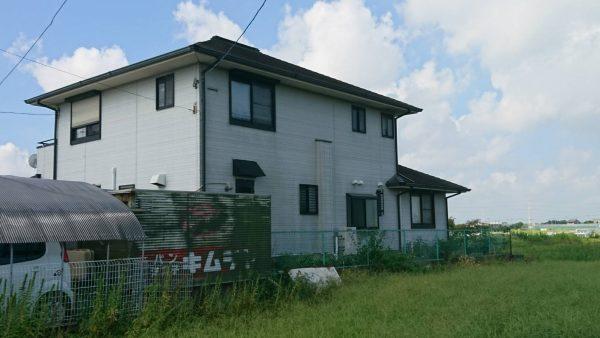 久留米市城島町 外壁塗装工事