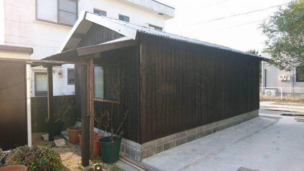 山口県長門市 外壁塗装工事