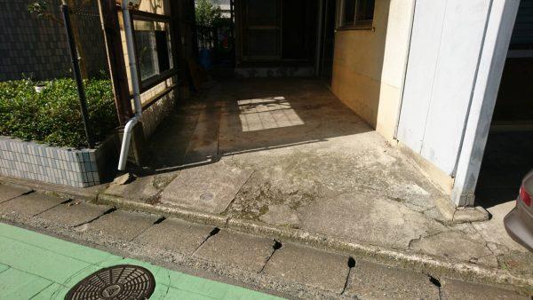 福岡市博多区 駐車場工事
