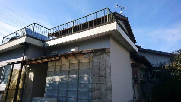 久留米市 外壁塗装工事