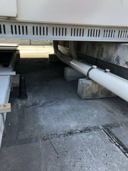 福岡市 配管塗装工事
