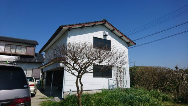 佐賀県佐賀市 外壁塗装工事
