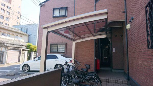 福岡市 駐輪場設置