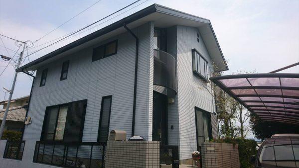 福岡県久留米市 遮熱フッ素塗装