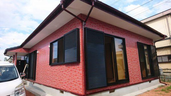 筑後市 シリコン デザイン塗装