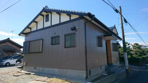 大牟田市 外壁塗装工事