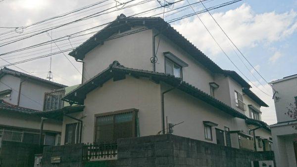 福岡市東区 外壁塗装工事