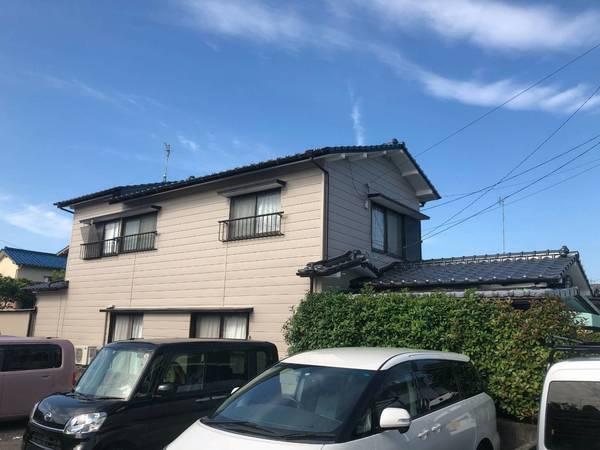 佐賀市 外壁塗装工事