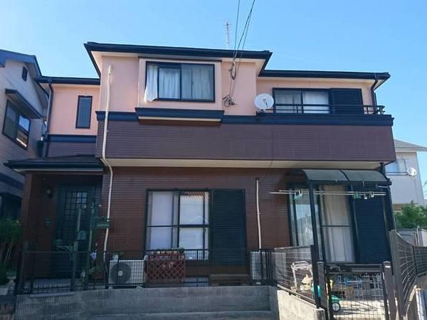 福岡市早良区 外壁塗装工事