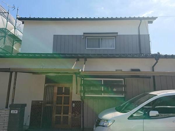 飯塚市 外壁塗装工事
