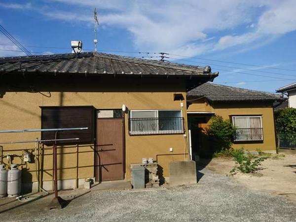篠栗町の外壁塗装工事