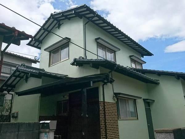 福岡市 シリコン塗装