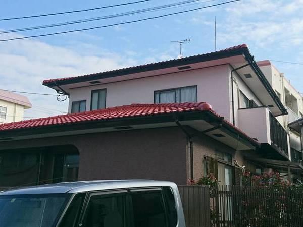 大牟田市 シリコン塗装