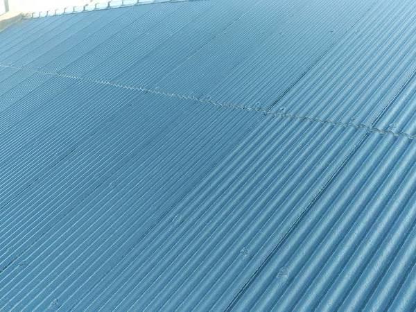 久留米市宮ノ陣 スレート屋根塗装工事