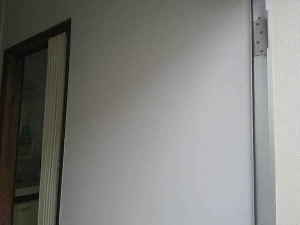 福岡県久留米市 アパート内部壁補修工事