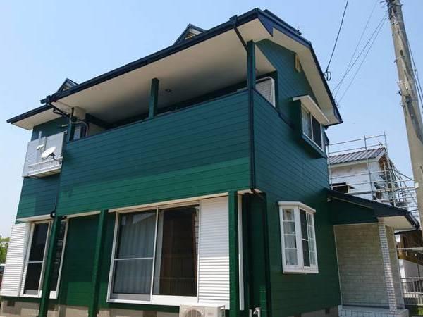 福岡県筑後市 外壁及び屋根塗装工事